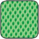 MS.14 élénkzöld hálós szövet