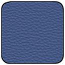 OP.N8 acélkék textilbőr