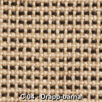C.04 - Drapp-barna szövet irodai székekhez
