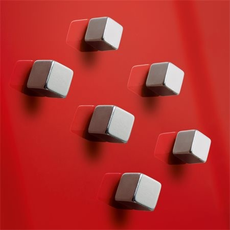 "SIGEL Extra erős kockamágnes, 4+2db SIGEL ""SuperDym"""